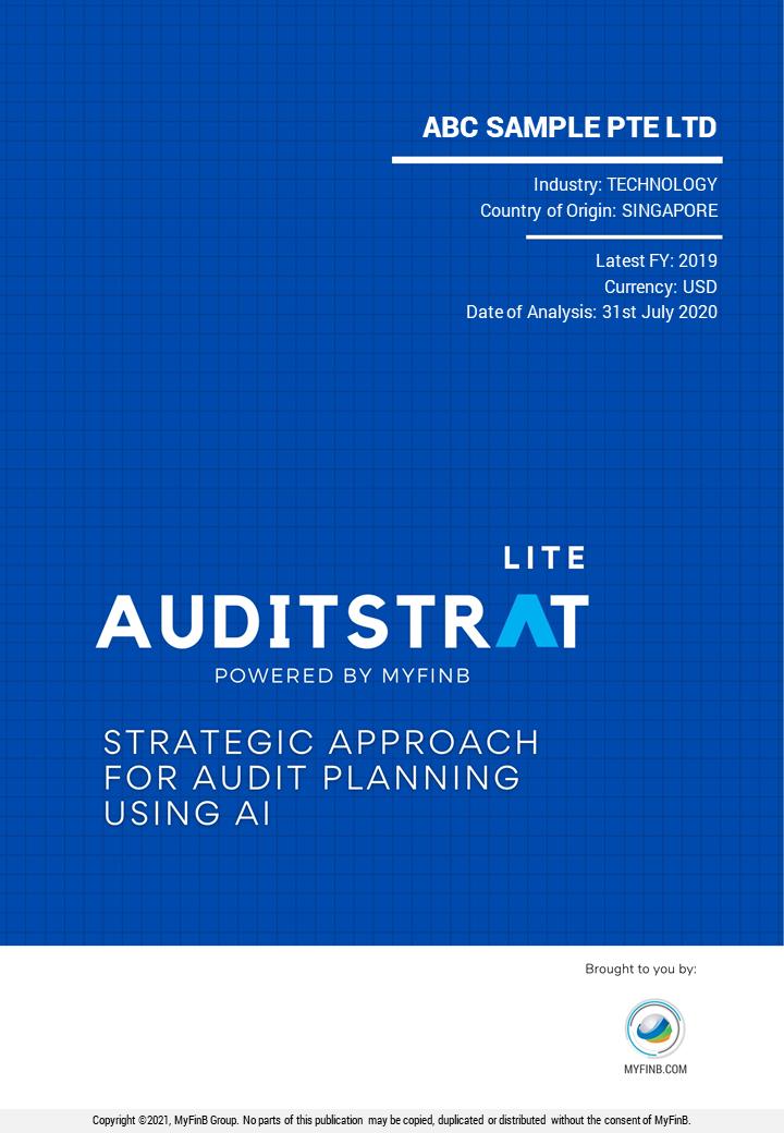 AuditStrat LITE Cover
